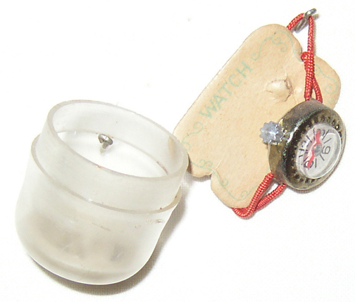 Girl's Wristwatch charm