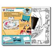 Morph-O-Scopes Pirates Party Fun Pack for 8