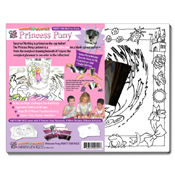 Morph-O-Scopes Princess Pony Party Fun Pack for 8