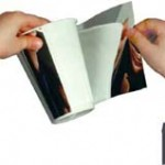 Moisten-and-Overlap Mirror Decoder wrapping a cup