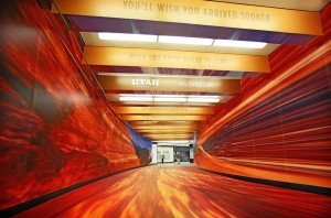 Delicate Bridge tunnel wrap in San Francisco – 2