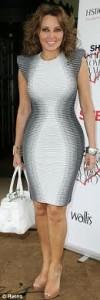 A contour dress