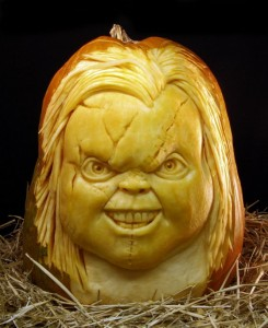 Pumpkin by Ray Villafane
