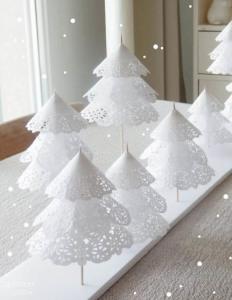 Christmas Tree - Doilies