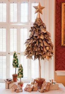 Christmas Tree - Newspaper